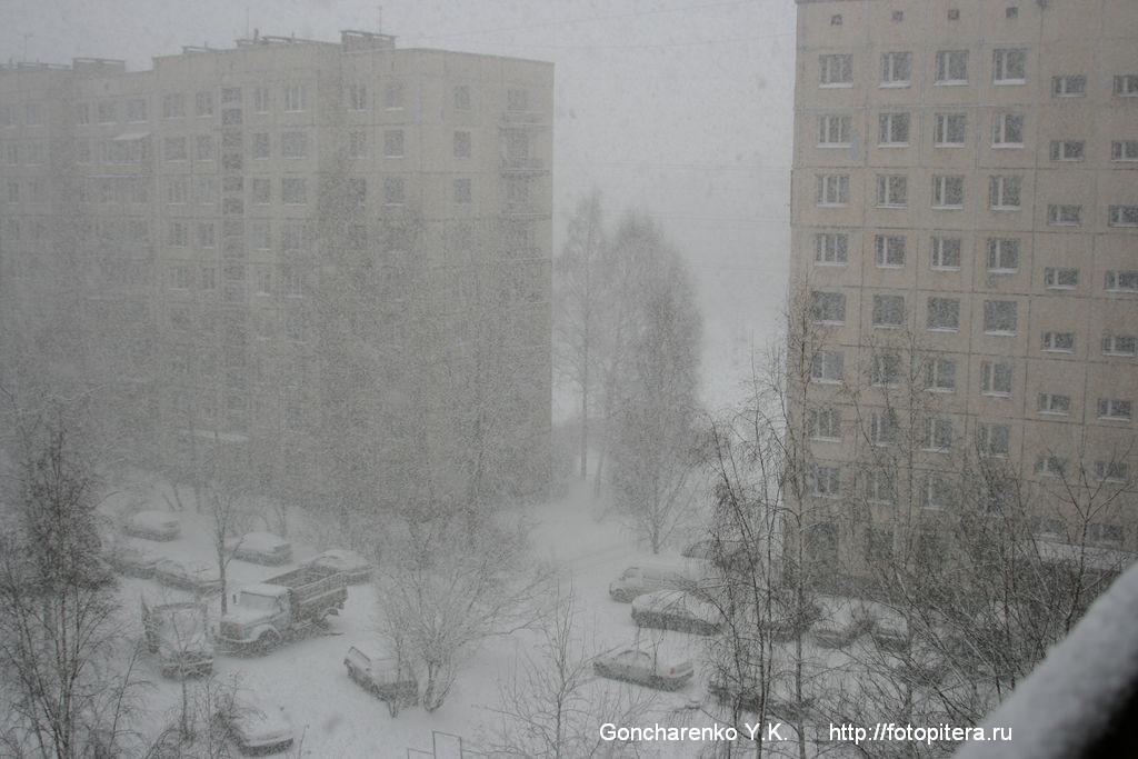 Снегопад - 2